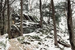 Dörenther Klippen Teutoburger Wald